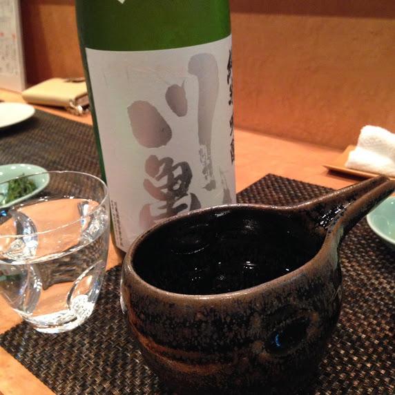 日本酒 川亀